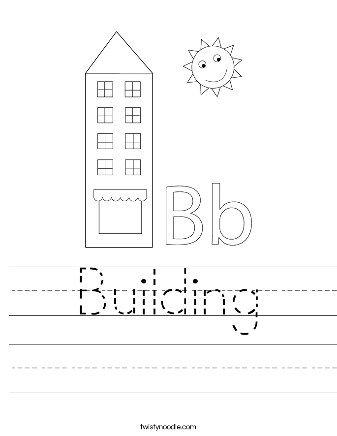 Building Worksheet