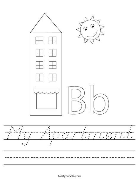 Building Worksheet