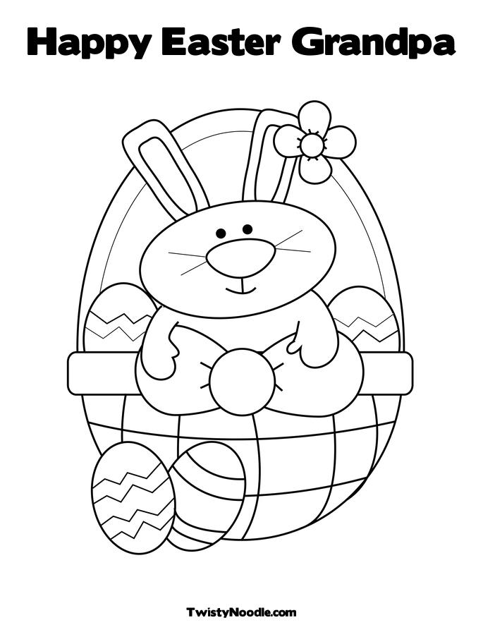 Free Coloring Pages Of Grandpa Birthday