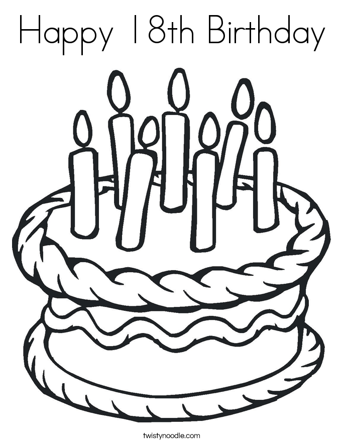 birthday candle template Colesthecolossusco