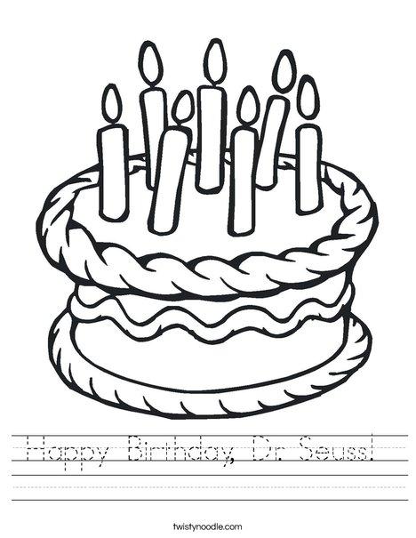 Happy Birthday Dr. Seuss! by Joanne Hall   Teachers Pay Teachers