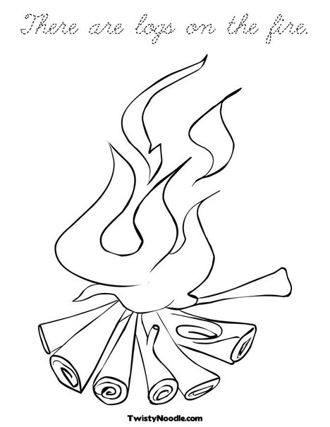Cat coloring page printable