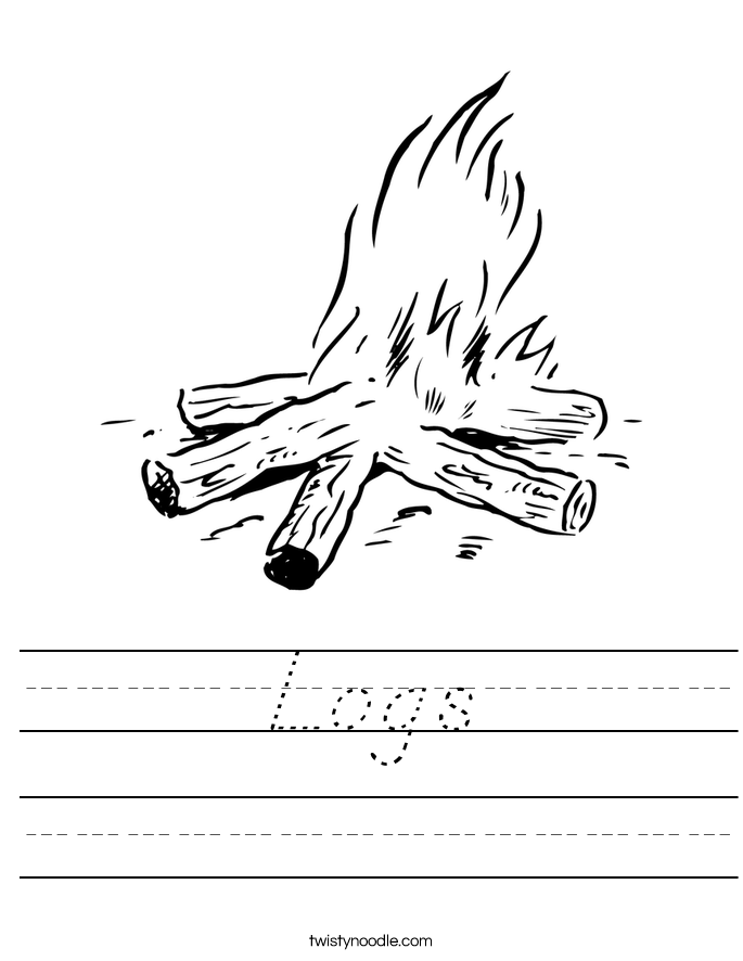 Logs Worksheet
