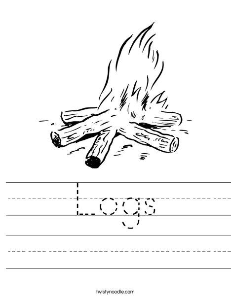 Fire Worksheet
