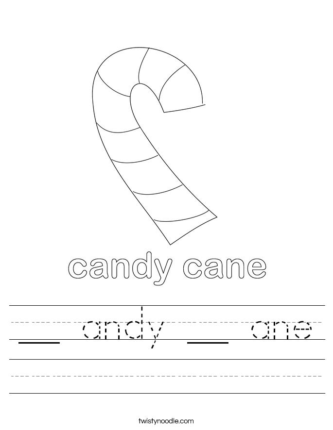 __ andy __ ane Worksheet