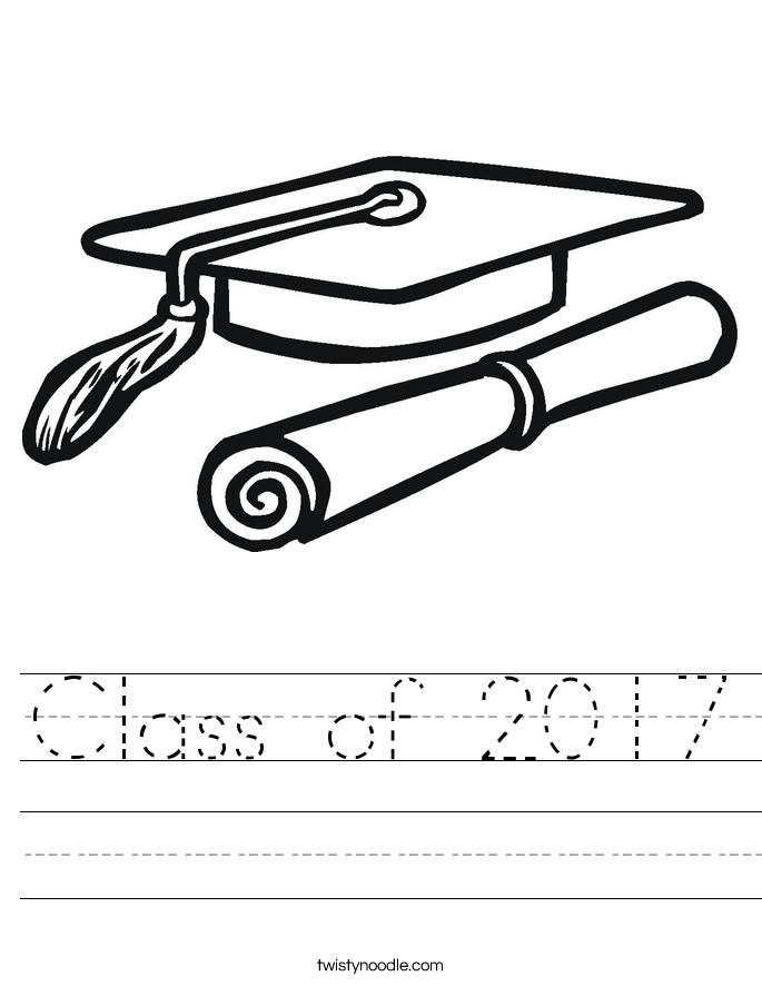Class of 2017 Worksheet