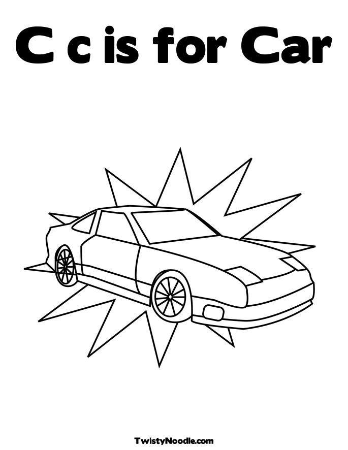 Coloring Pages Sports Cars. Sports Car Coloring Page.