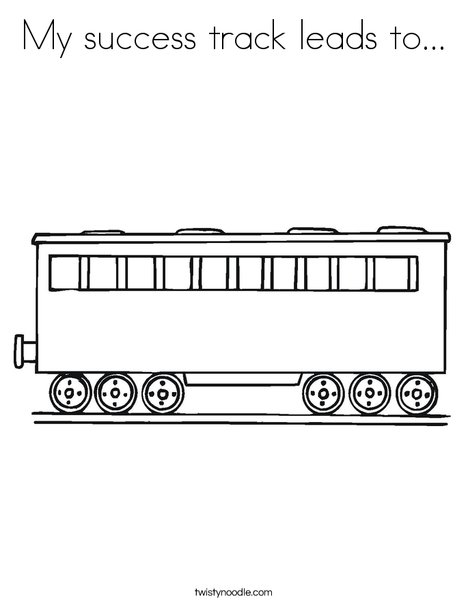 Cargo Coloring Page