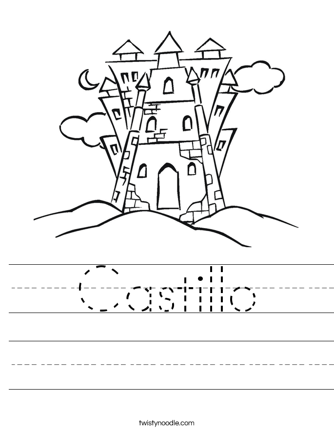 Castillo Worksheet