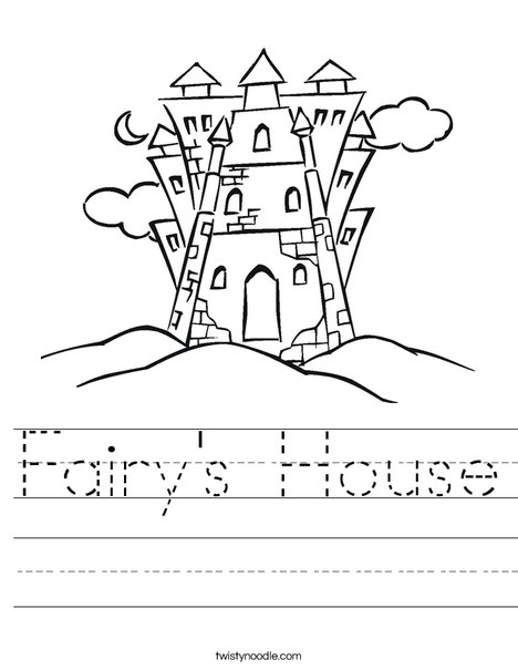 Castle 6 Worksheet