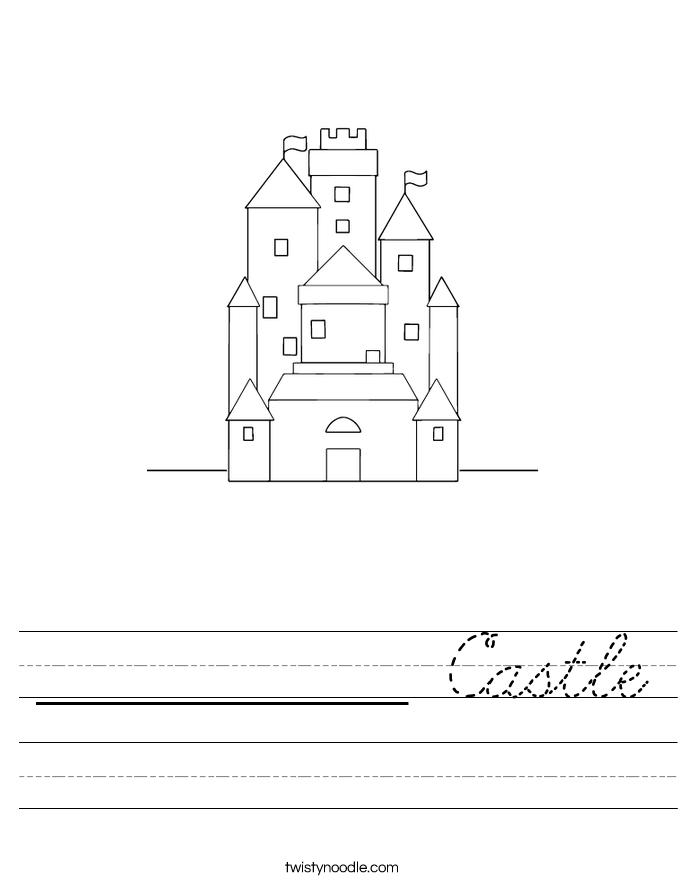 ____________ Castle Worksheet
