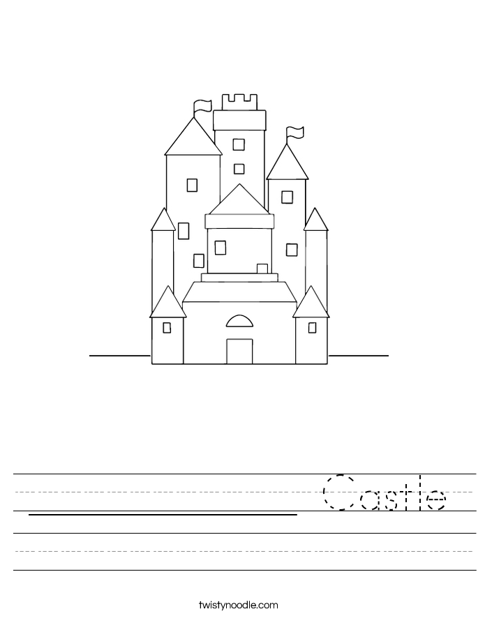 ____________ Castle Worksheet