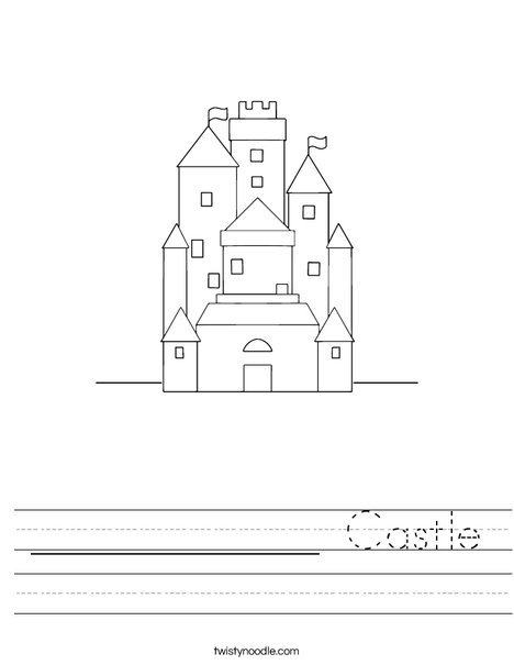 Castle Worksheet
