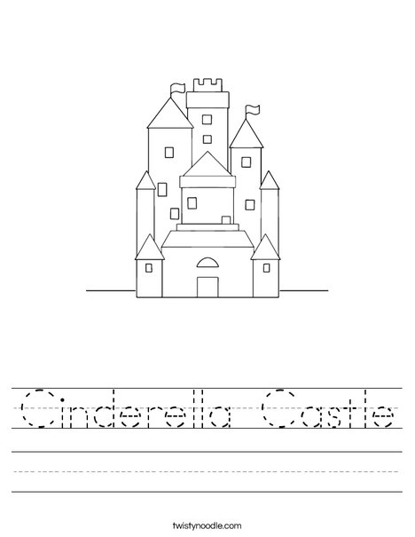 Collection of Cinderella Worksheets - Sharebrowse