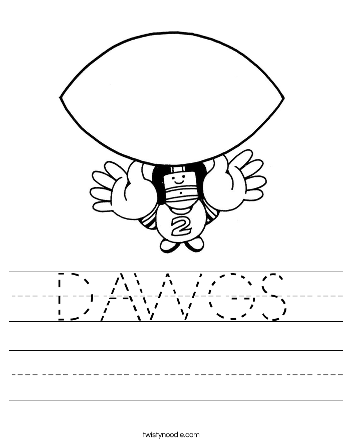 DAWGS Worksheet