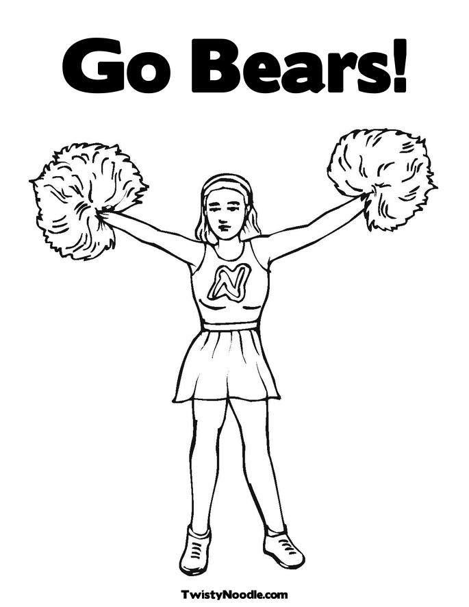 Free Pom Pom Bratz Coloring Pages Pom Pom Coloring Pages