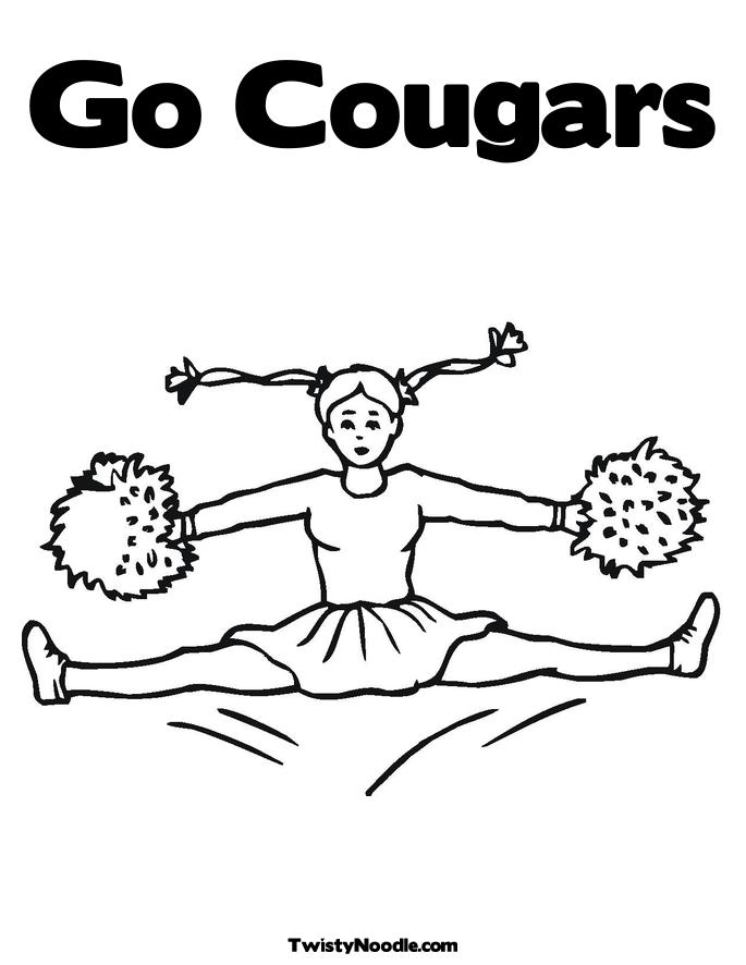 free coloring pages of byu Coloring Pages of Quotes Love  Byu Cougars Coloring Pages
