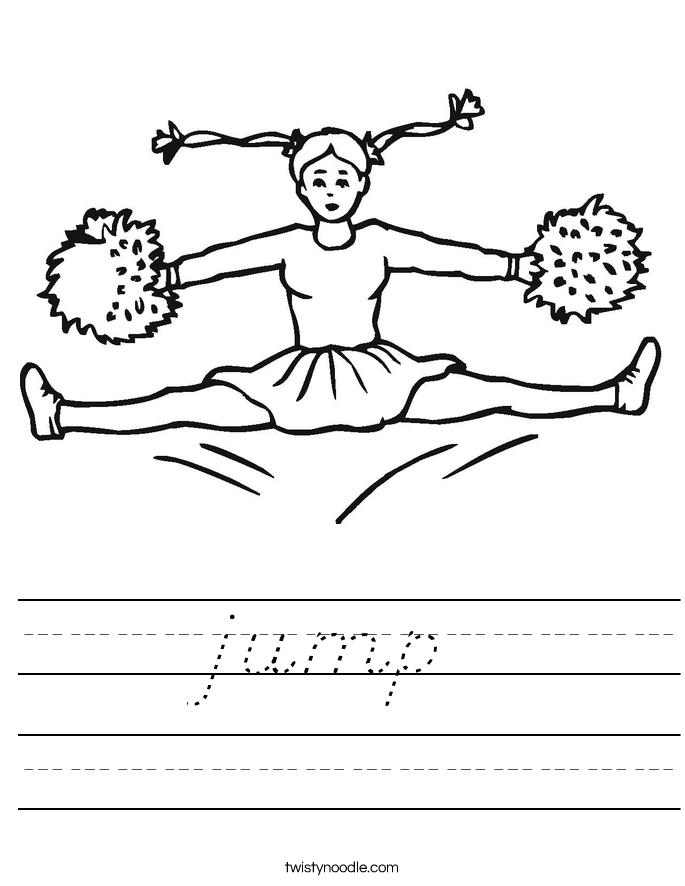 jump Worksheet