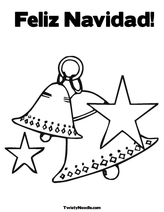 Navidad Coloring Pages - Democraciaejustica