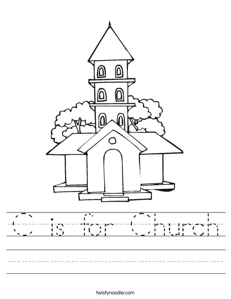 Church Y1 by toty - Teaching Resources - Tes