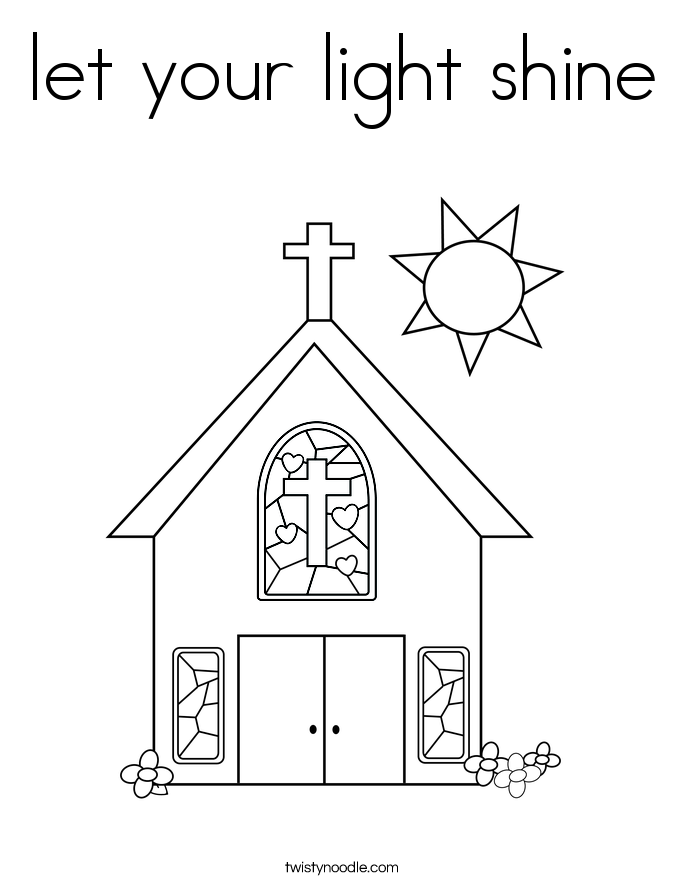 shine for jesus coloring pages photo20