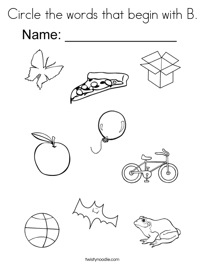 Alphabet R Coloring Page Color That Starts With