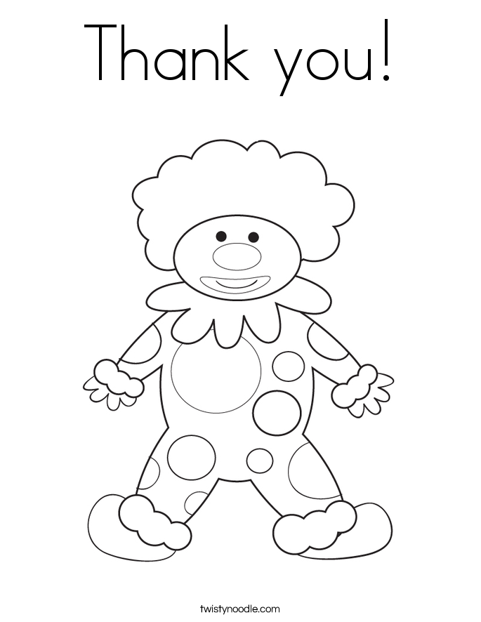F Naf Thank You Coloring Sheets Coloring Pages Thank You Colouring Pages
