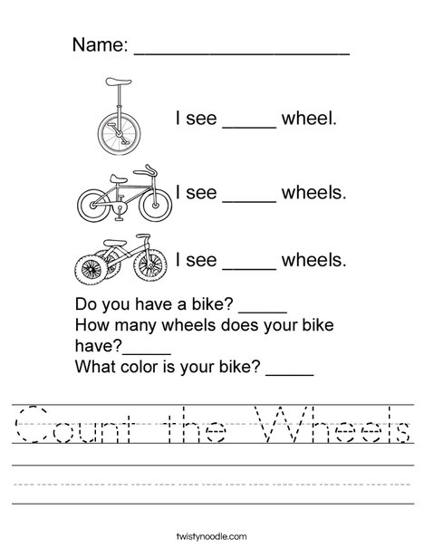 Print This Worksheet (it'll print full page)