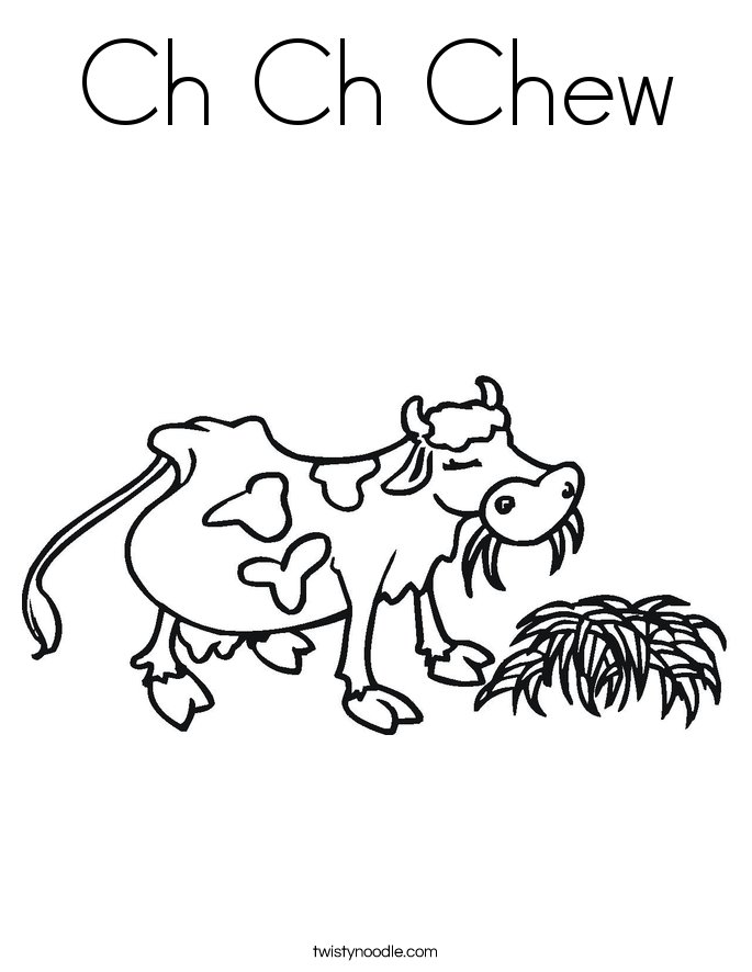 ch coloring pages - photo#6
