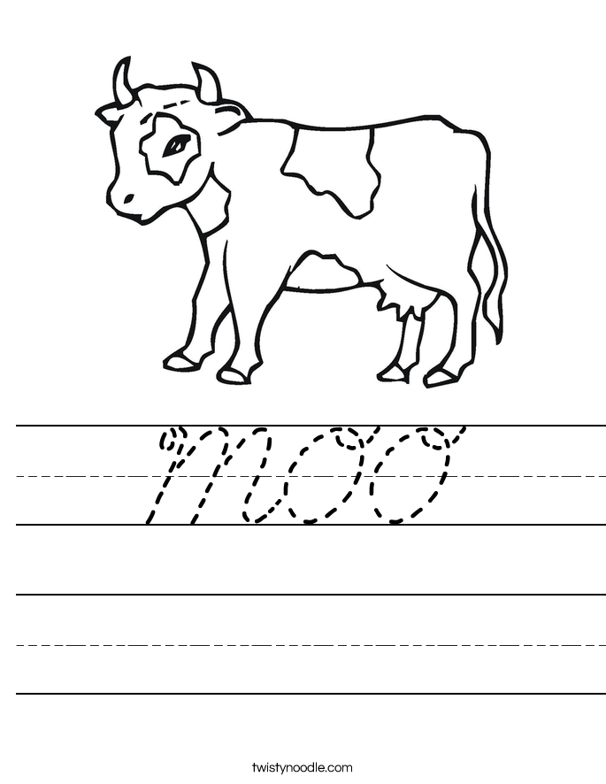 MOO Worksheet
