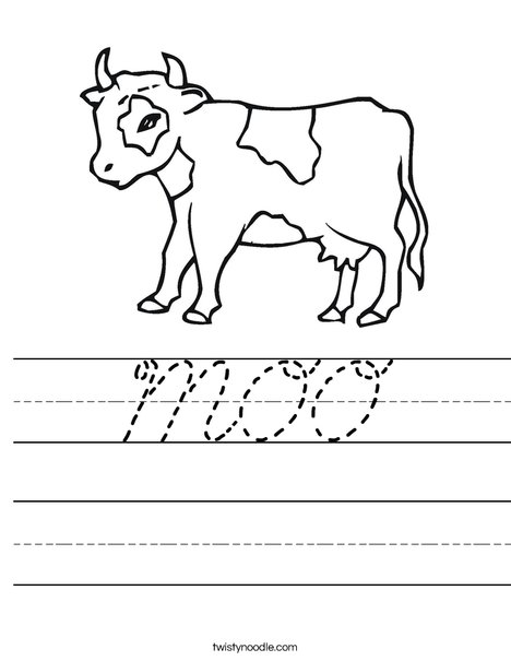 Calf Worksheet