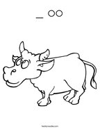 _ oo Coloring Page
