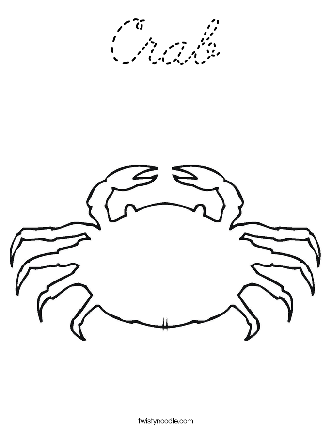 Image Result For Mole Crab Coloring Page