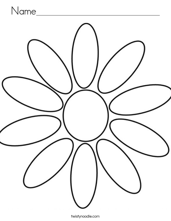 Name__________________________ Coloring Page