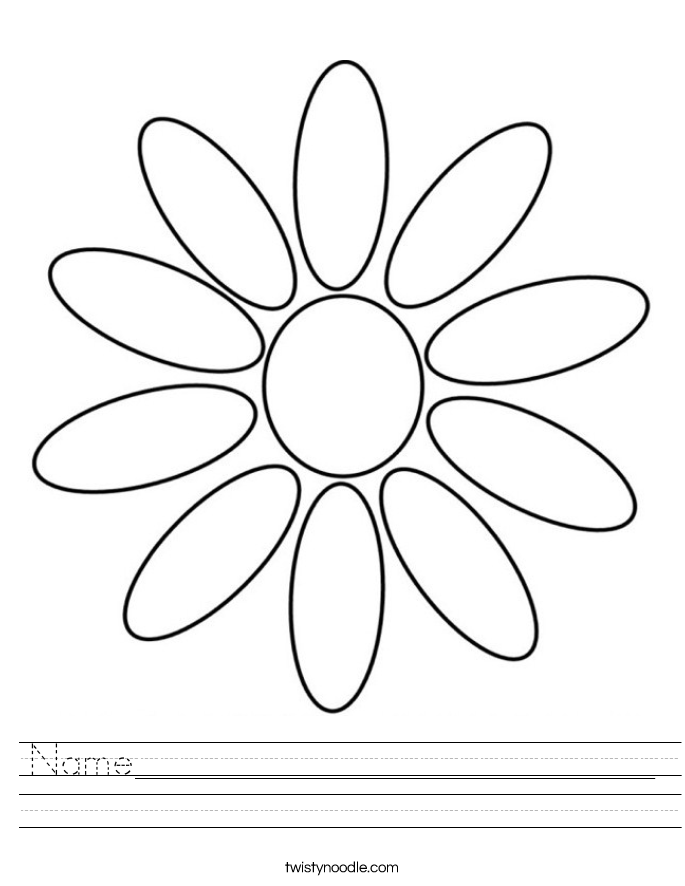 Name__________________________ Worksheet