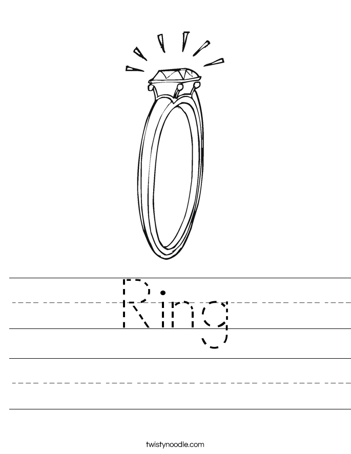 Ring Worksheet