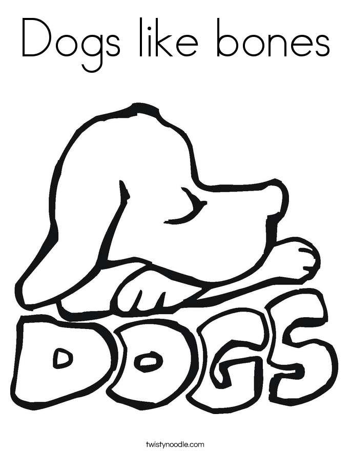 Dog Eating Cookies Coloring Pages To PrintEatingPrintable