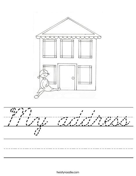Dollhouse 2 Worksheet