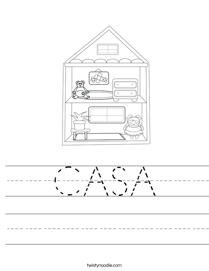 CASA Worksheet