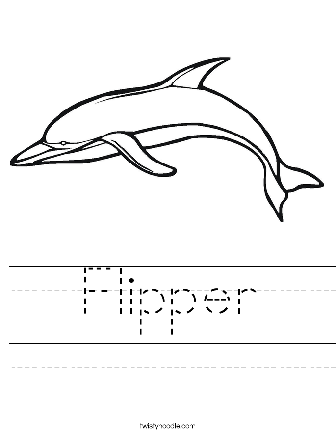 Flipper Worksheet