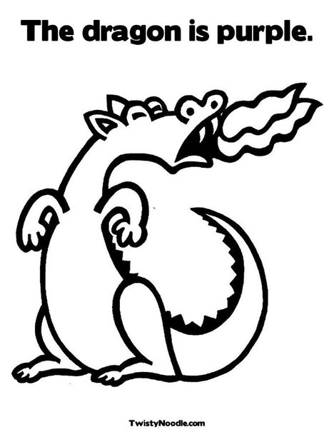 dragons soccer coloring pages - photo#31