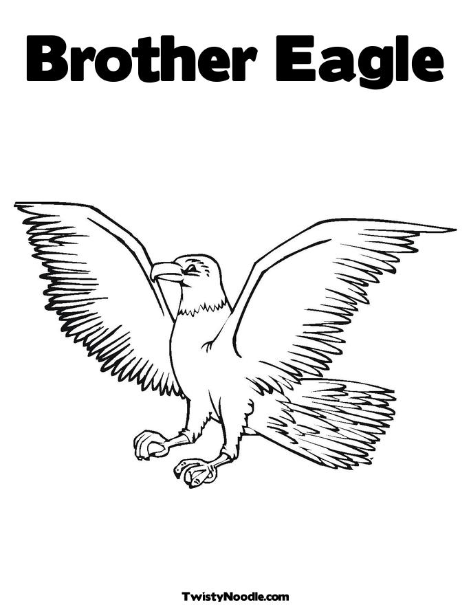 football coloring pages eagles hotel - photo#32