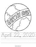 April 22, 2020 Worksheet