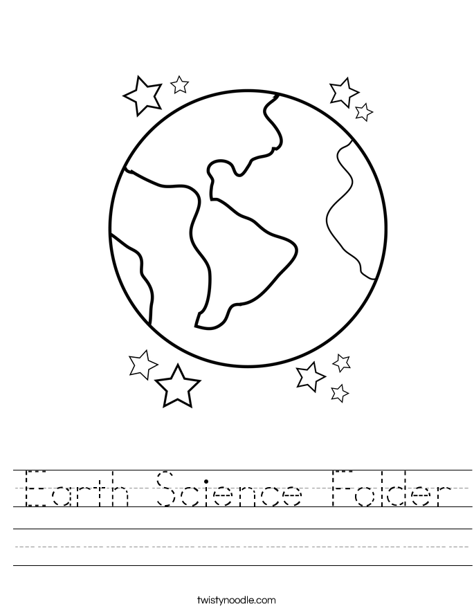 It is a photo of Critical Earth Science Printable Worksheets