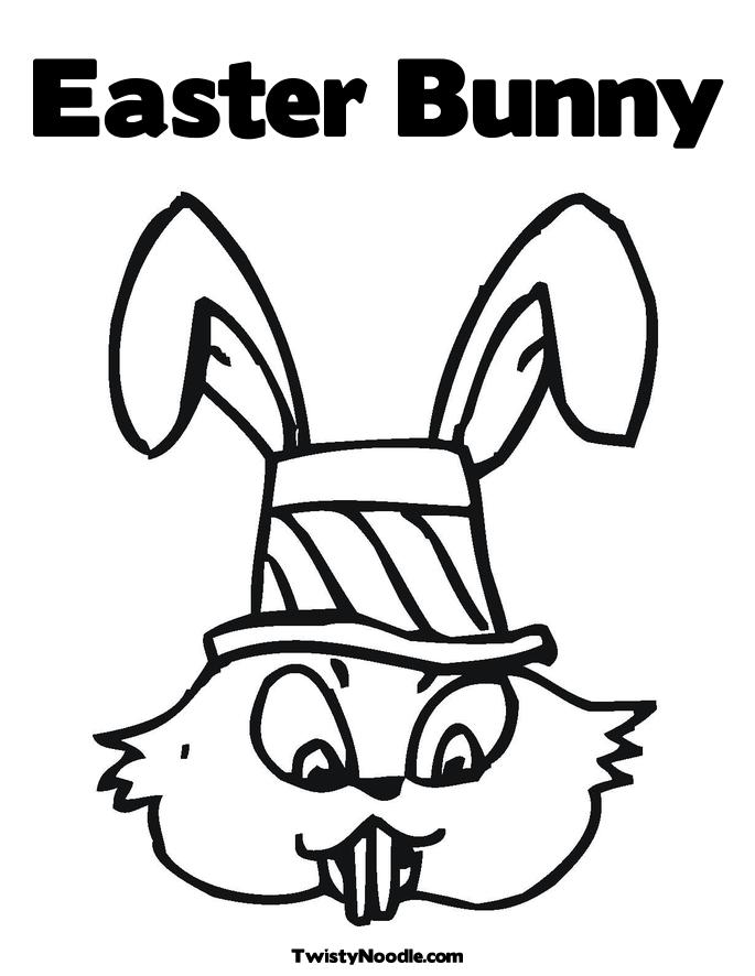 Gopdebates: easter bunny coloring book pictures