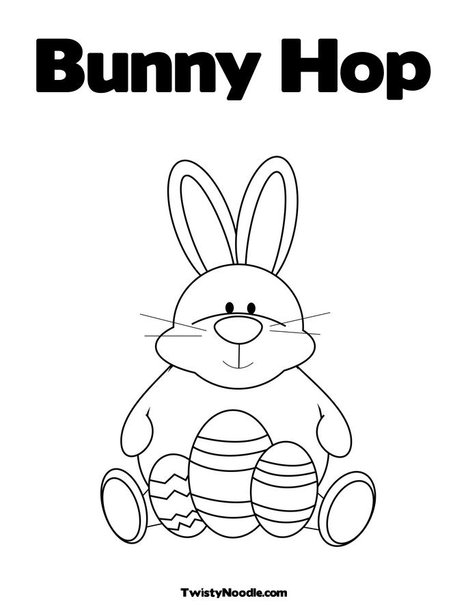 hop movie printable coloring pages - photo#6