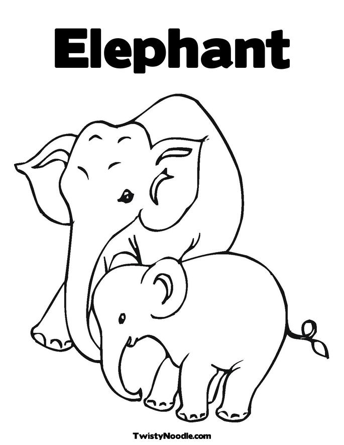 Elmer The Elephant Coloring Sheet Coloring Pages Elmer Elephant Coloring Page