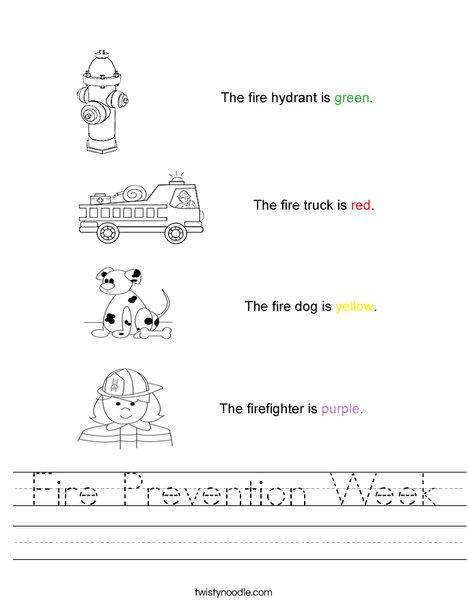 fire prevention worksheets kidz activities. Black Bedroom Furniture Sets. Home Design Ideas