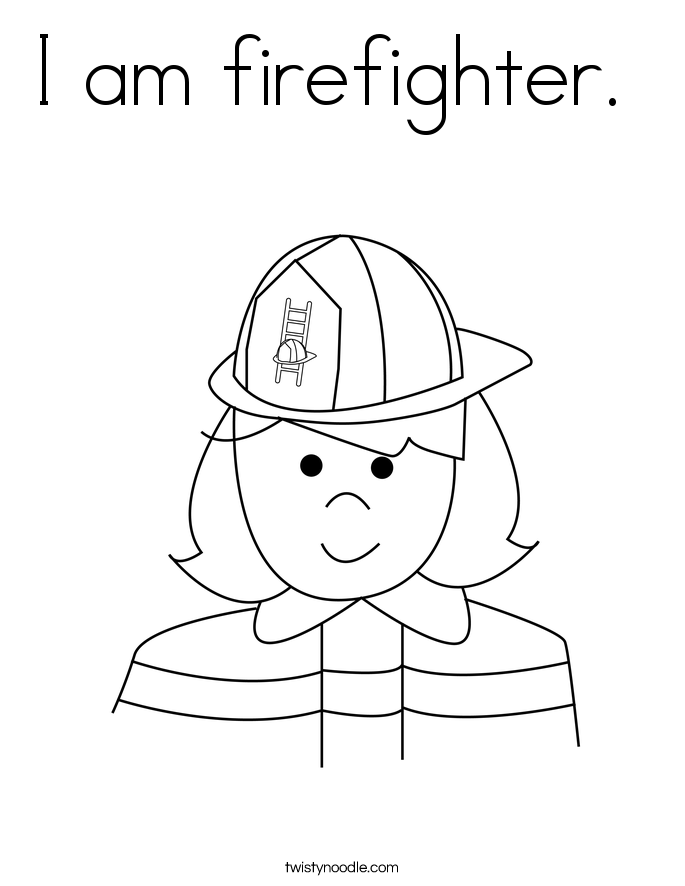 fireman badge coloring page coloring pages