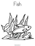 FishColoring Page
